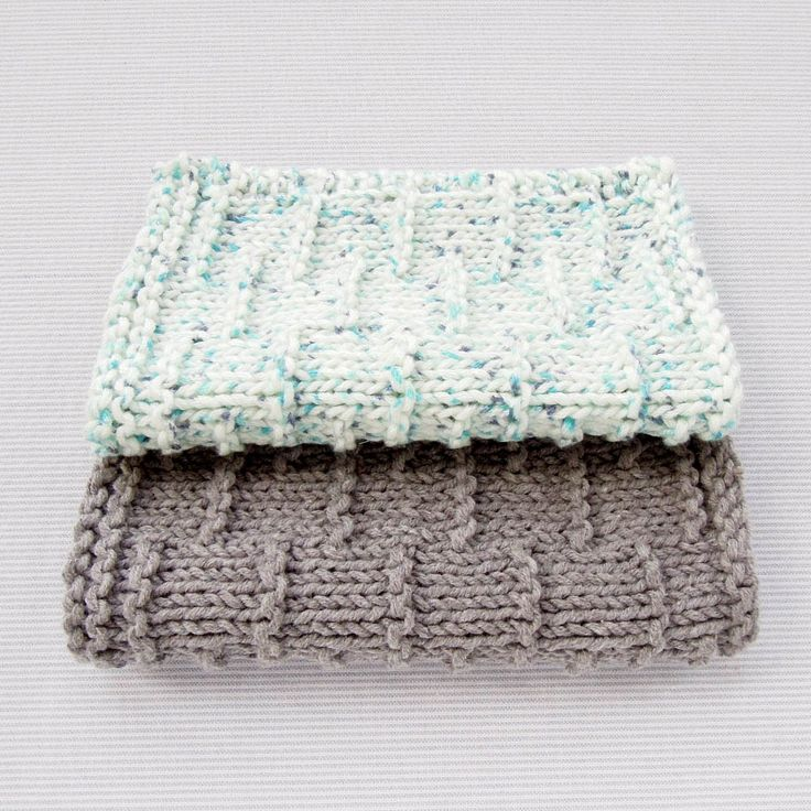 181 best knitted dishcloth images on Pinterest | Knitting patterns ...