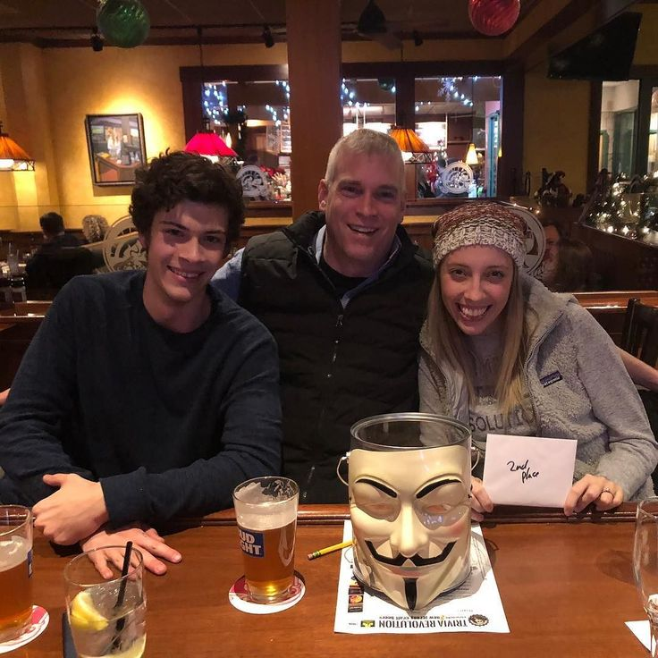 Congratulations to Team 'In Dog Years Ive Only Had One' for winning 2nd place at Smokey's Brick Oven Tavern! . . #trivianight #triviawinners #TriviaRevolution #notyouraveragetrivia #revolutioniscoming #lettherevolutionbegin #jointherevolution #revolution #guyfawkes #craftbeer #craftbeerrevolution #craftbeernotcrap #craftbeerporn #craftbeernj #njcraftbeer #drinklocal #NJCB #NJCBmember #njbeer #njbrewery #triviatuesday