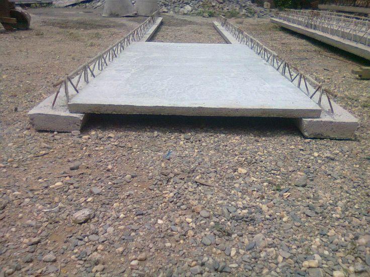 nervios y losa de concreto decorativas para la san carlos en estructura losa nervada pinterest losa de concreto