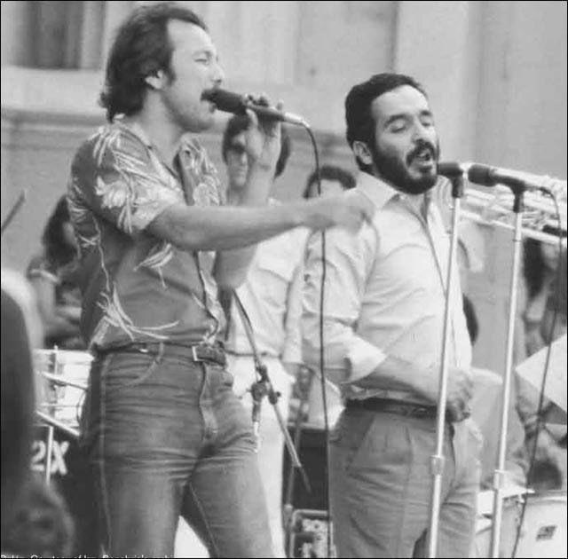 Ruben Blades y Willy Colon  #Salsa