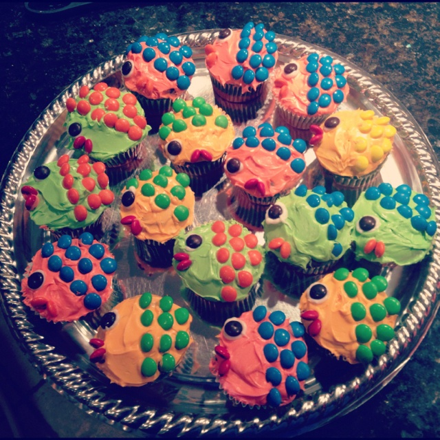 Under the sea birthday party :)