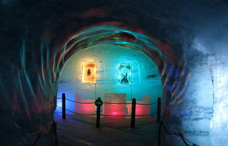 Grotte de Glace - © OT Chamonix