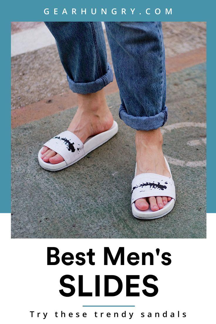20 Best Slides For Men in 2020 [Buying Guide in 2020 Menn  Men