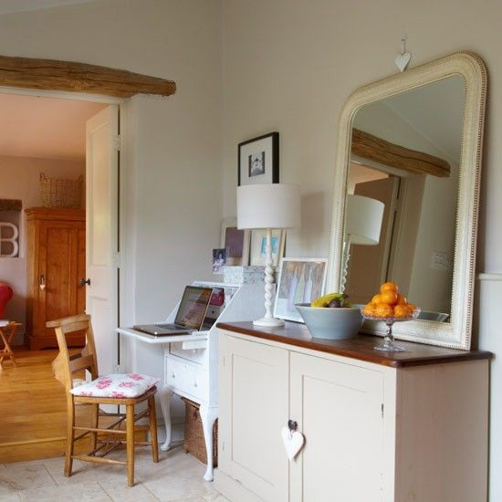 Home office | Country cottage | PHOTO GALLERY | Ideal Home | Housetohome