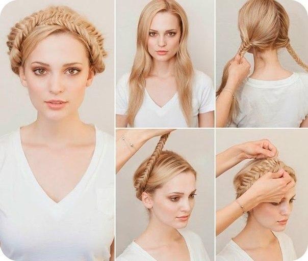 2 peinados bonitos con trenzas para cabello largo paso a paso
