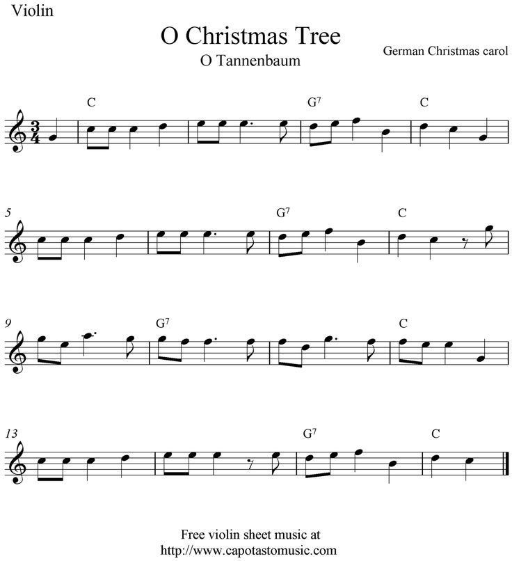 Grenade Flute Sheet Music With Lyrics: Free Sheet Music Scores: O Christmas Tree (O Tannenbaum