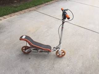 Rockboard Pump Scooter - The Woodlands Texas Bikes & Cycling For Sale - Scooters Classifieds on Woodlands Online