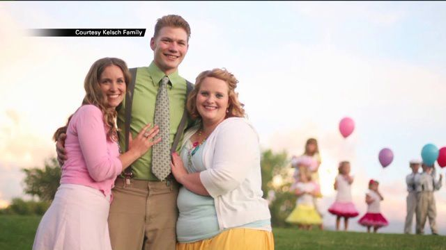 """SALT LAKE CITY — In the years since a federal judge essentially """"decriminalized"""" polygamy in Utah, Travis Kelsch said he has felt more free to be open about his marriages. """"…"""