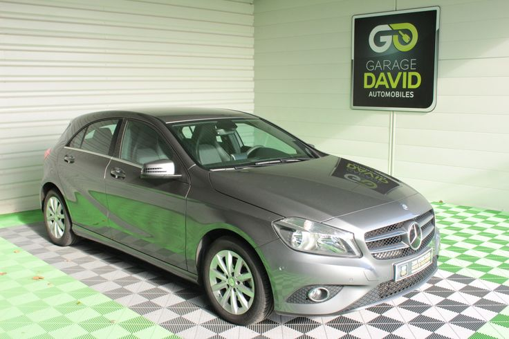 Mercedes Classe A 200 CDI BlueEfficiency Inspiration occasion berline compacte diesel Garage David OnlyDrive