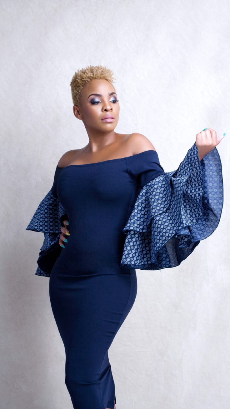 The Khosinkosi Masechaba Dress Now Available At Yde