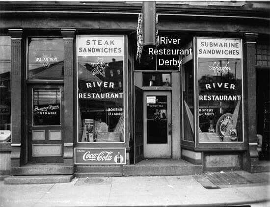 Old River Restaurant  in Derby