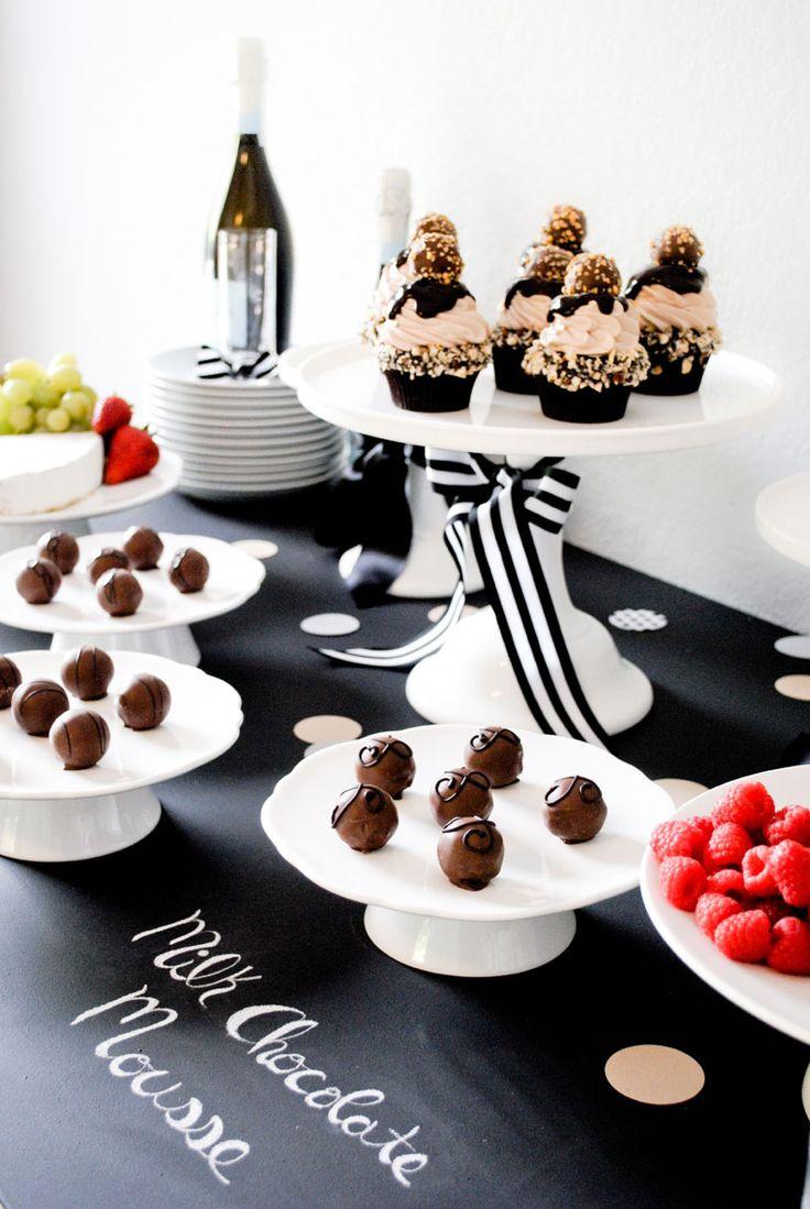 Godiva Truffle Cupcakes Cupcake Monday Food Signs