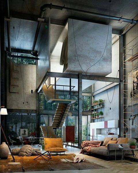 962 Best Images About Industrial Bohemian On Pinterest