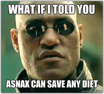 Asnax doczekał się już własnych memów :)