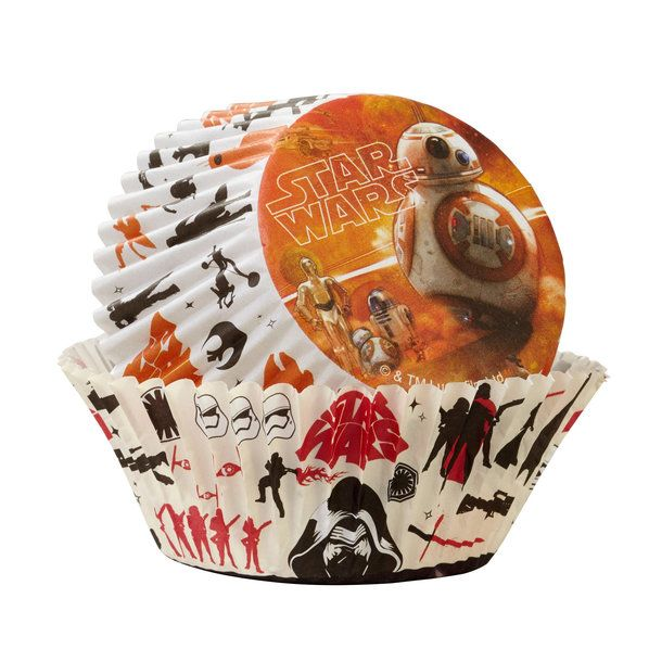 Check out Star Wars Cupcake Baking Cups - Reduced Star Wars Party Supplies from Wholesale Party Supplies