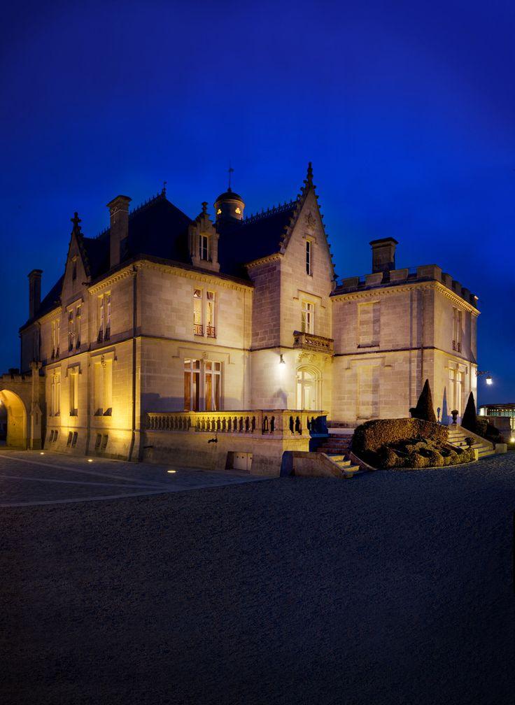 Château Pape Clément grand cru classé de Graves - Bernard Magrez