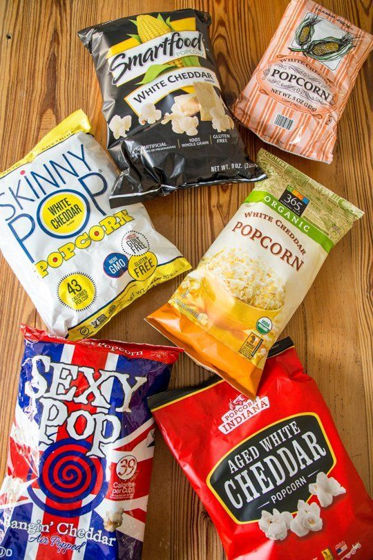 The White Cheddar Popcorn Taste Test: We Tried 6 Brands and Here's Our Favorite