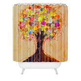 Found it at AllModern - Elizabeth St Hilaire Nelson Summer Tree Polyester Shower Curtain