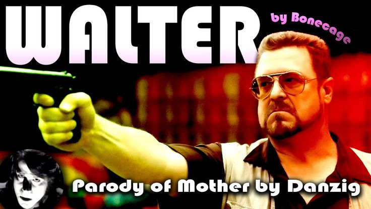 An Amusing Musical Parody Tribute to 'The Big Lebowski' Character Walter Sobchak