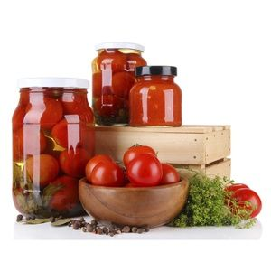 Zavařování -  paradajky