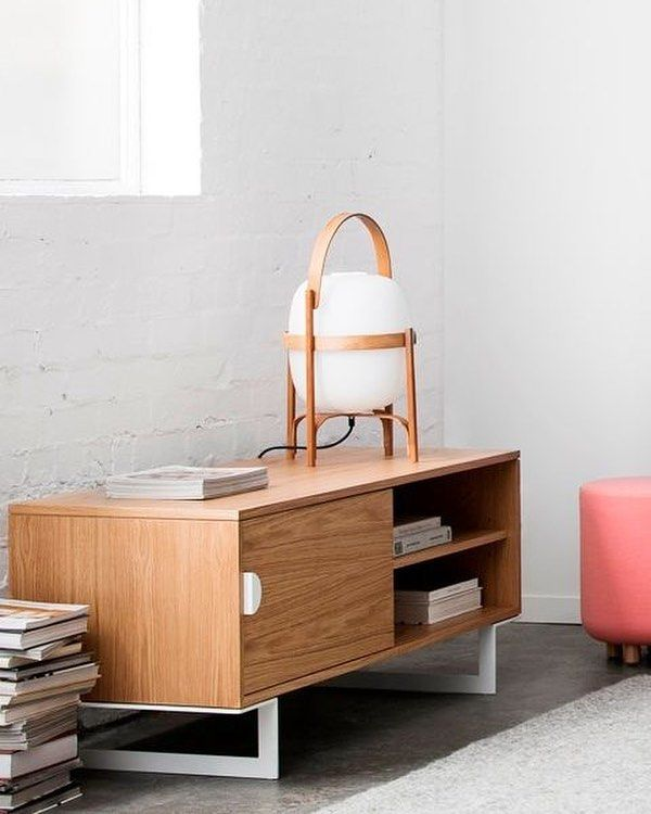 :: FELIX :: The small sideboard was designed with apartment living in mind. It also comes in a range of sizes and finishes to suit your home. Check the website for more info. #linkinbio
