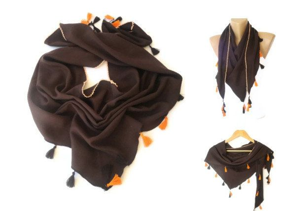 scarf  Pashmina scarves women clothing outfits by scarvesCHIC, $15.00