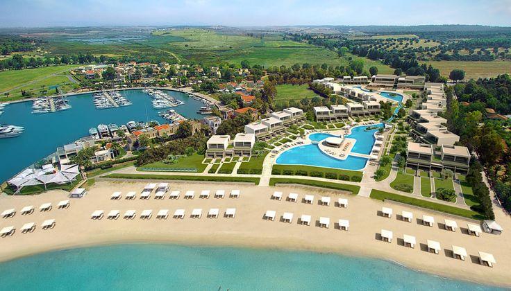 Ένα νέο, πολυτελές ξενοδοχείο στο συγκρότημα του Sani ανοίγει τις πόρτες του στο τέλος του Ιουνίου.