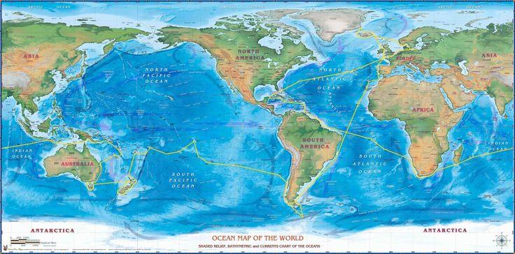 Podróż dookoła świata - RATrejs