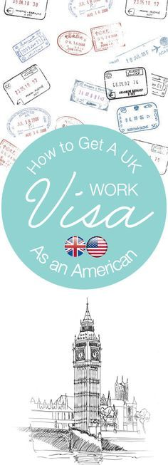 How to Get a UK Work Visa as an American | Time to move to London!!