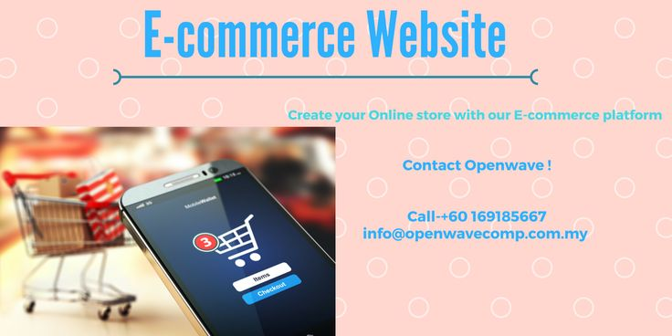#ecommerce website #malaysia