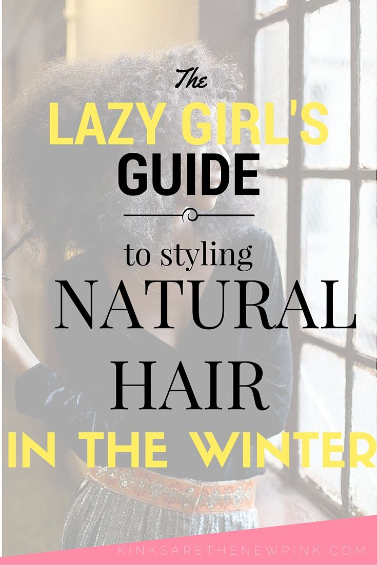 With every season change comes new opportunities for a style makeover, especially when it comes to your natural hair! Here are 4 of my trusted tips for styling natural hair in the winter. #naturalhair #teamnatural