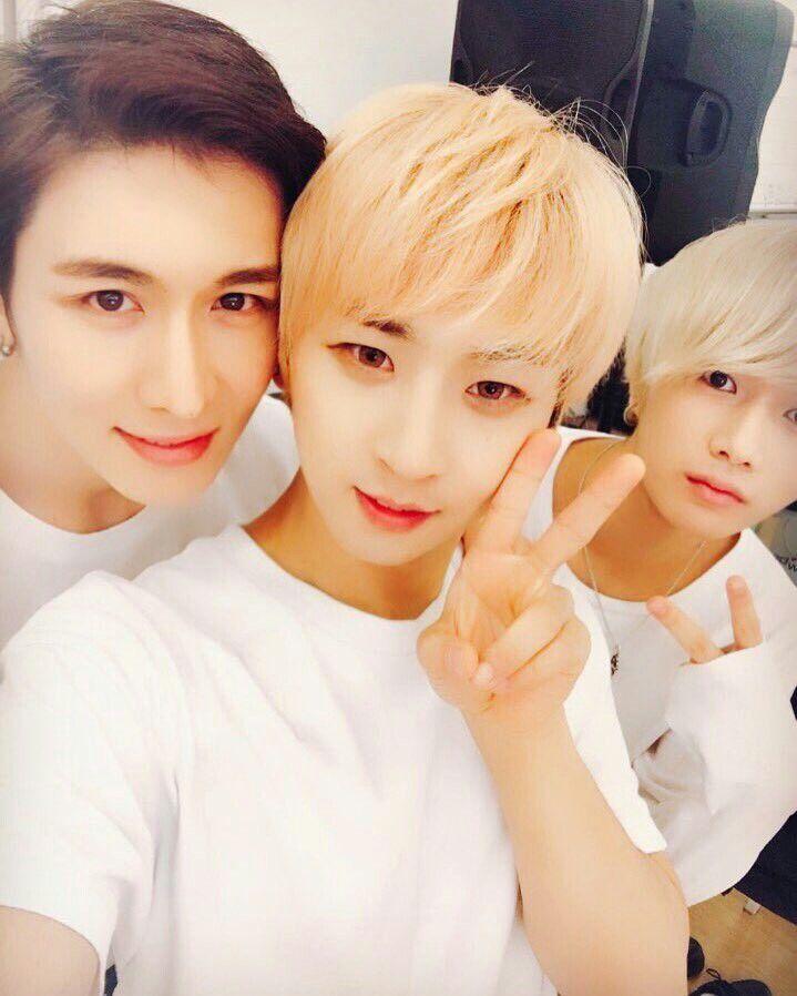 ⤴× kthpgs × I kpop I BLANC7 - JEANPAUL, SHINWOO & TAICHI