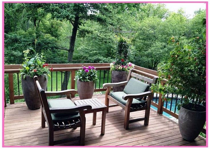 Muebles terraza madera sofs hechos con palets para jardn for Muebles de madera para terraza