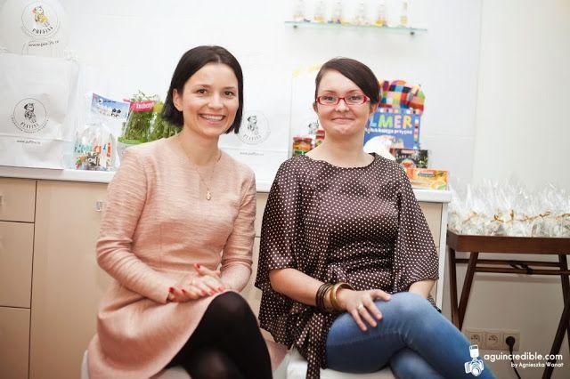 Młoda Mama, tym razem bez Młodego Taty i Dziecka, czyli oczekujac.pl i Hafija na tle Puffinsów dla uczestniczek Warsztatów :)