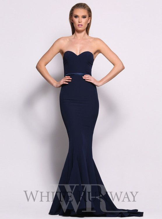 Navy Arianna Dress