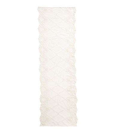 #pintratuin kanten tafelloper .Product Detail | H&M NL