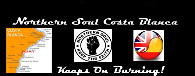 A page dedicated to promoting Northern Soul and Tamla Motown in and around the Costa Blanca! #northernsoul