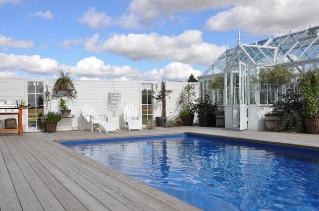 Den Vita Drömgården: Växthuset