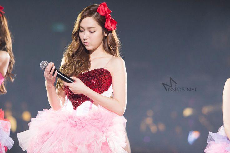 SNSD Jessica Macau GG World Tour 140215