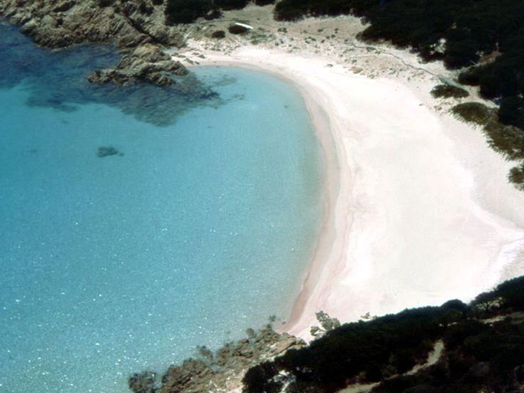 Budelli Arcipelago Maddalena sardinia Italy
