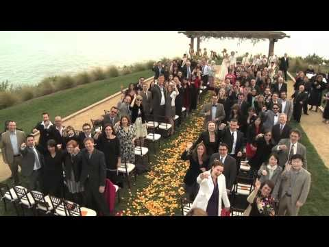 I Bet You Havent Seen A Wedding Video Quite Like This Before