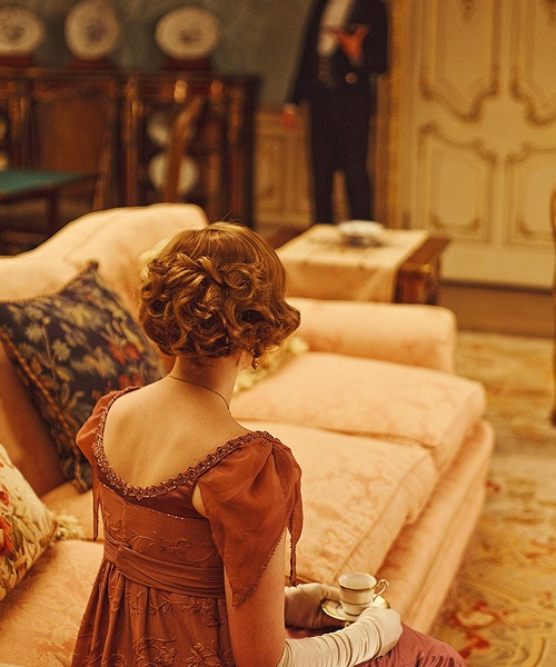 17 Best Images About Downton Abbey Hair On Pinterest