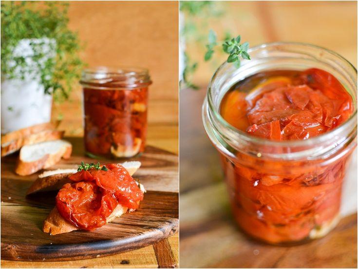 S vášní pro jídlo: Rajčatový konfit