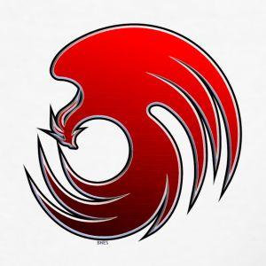 Phoenix Emblem from Ace Combat 2, 3D Cross Rumble (Assault Horizon Legacy) and Infinity