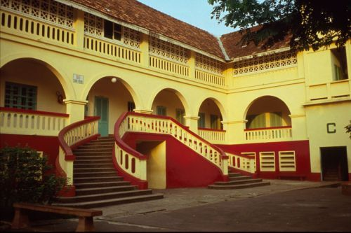 INSPIRATION Architecture coloniale Abidjan