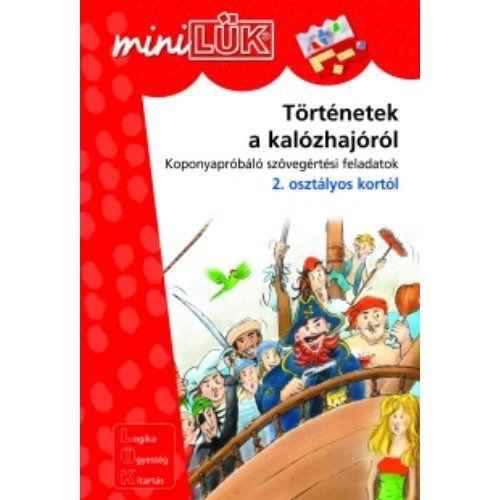 MiniLÜK - Történetek a kalózhajóról rendelés, házhozszállítás