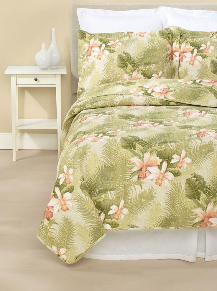 トミーバハマ ベッドキルト3点セット 寝具 ベッドカバー ダブル :bed14:アイディーリ輸入雑貨専門店 - 通販 - Yahoo!ショッピング