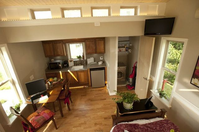 The Med Cottage AKA The Granny Pod - TINY HOUSE TOWN