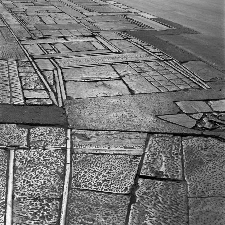 Paving around the Acropolis, Athens Dimitris Pikionis