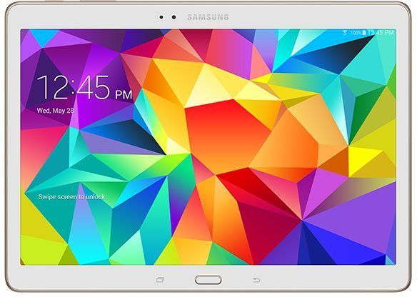 Samsung Galaxy Tab S SM-T805 (10.5 Inch, 16GB, Android OS,4G LTE Wifi, Dazzling White) price, review and buy in UAE, Dubai, Abu Dhabi | Souq.com